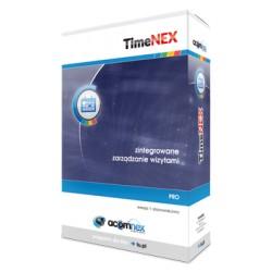 TimeNEX PRO + Sprzedaż PRO 1 stanowisko